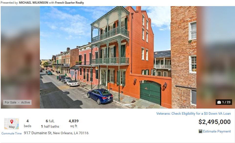 917 Dumaine St, New Orleans, LA 70116