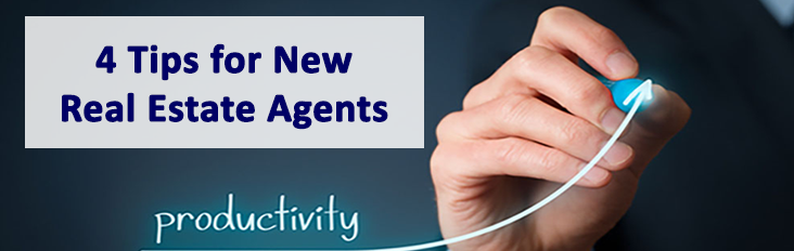 Success tips for new real estate agents