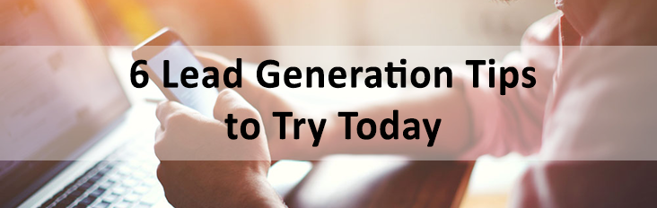 6 real estate lead generation tips tp try today from Z57