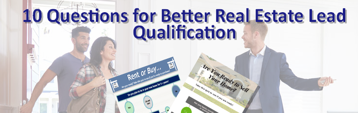 Real estate lead qualifying question examples