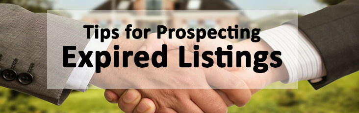 How to prospect expired real estate listings