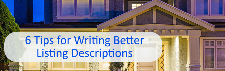 how to write better real estate listing descriptions