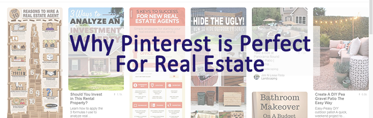 Why Pinterest is perfect for real estate agents and their marketing