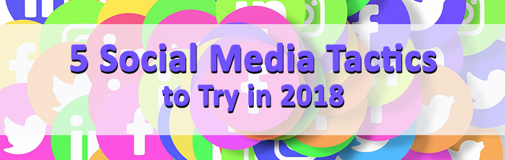 social media tactics to try in real estate this year