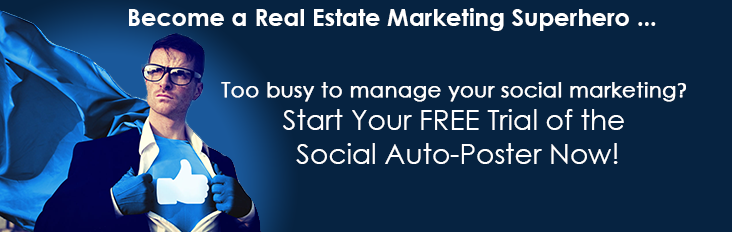 Become a real estate marketing superhero with Z57's Social Auto Poster