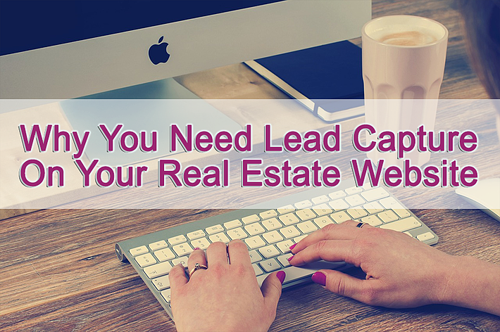 Lead capture benefits for real estate agents from Z57
