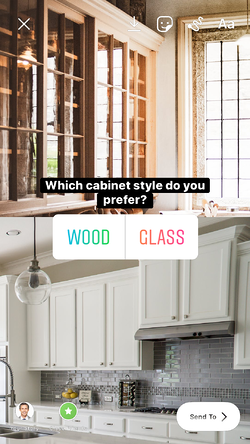 Example C.1 Which cabinets do you prefer