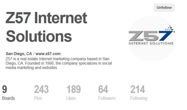 Z57 Pinterest