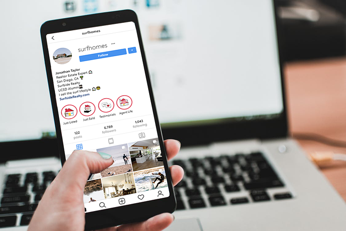 What Should Be Added to Instagram Story Highlights for Real Estate Agents