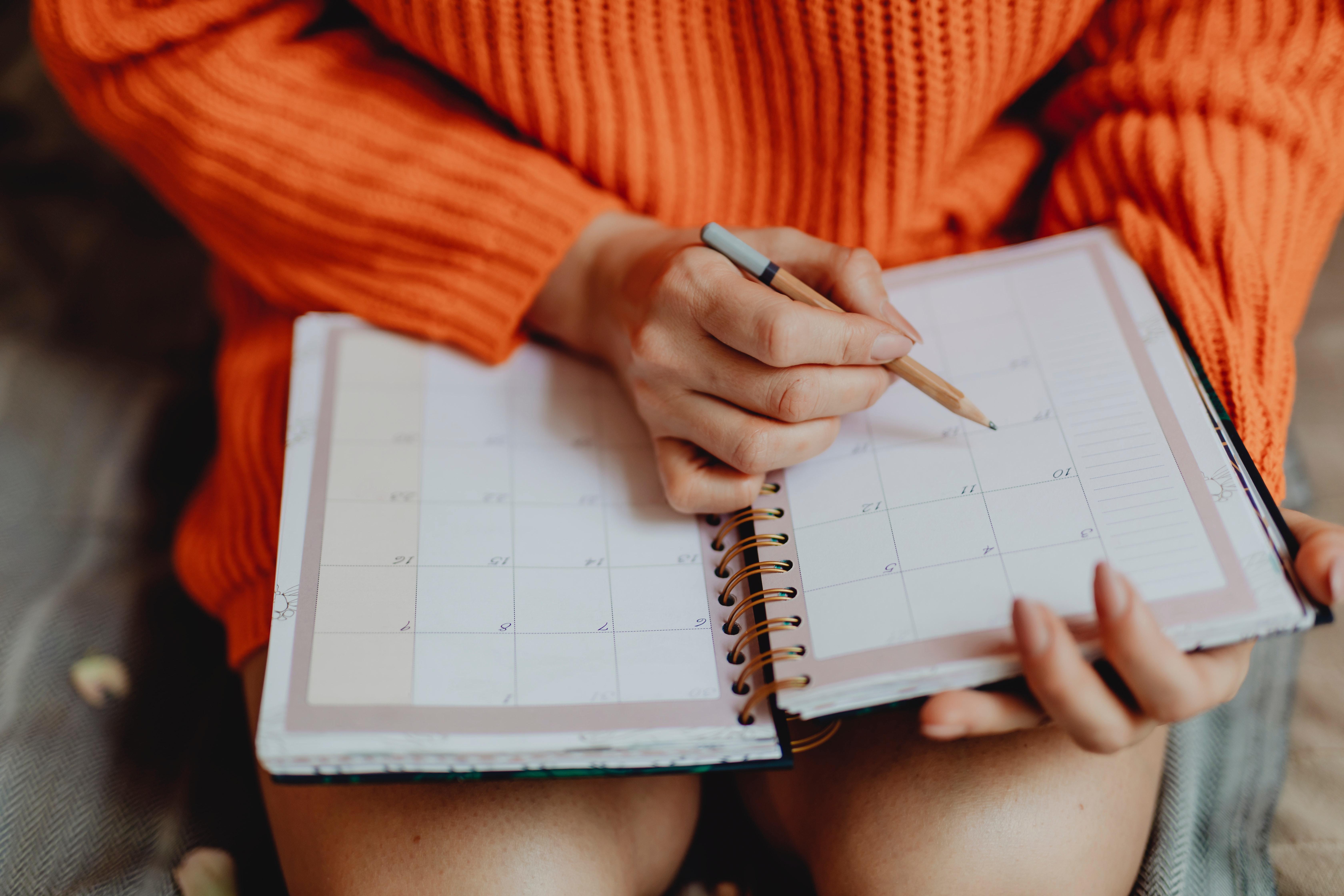 Successful Real Estate Agent Schedule