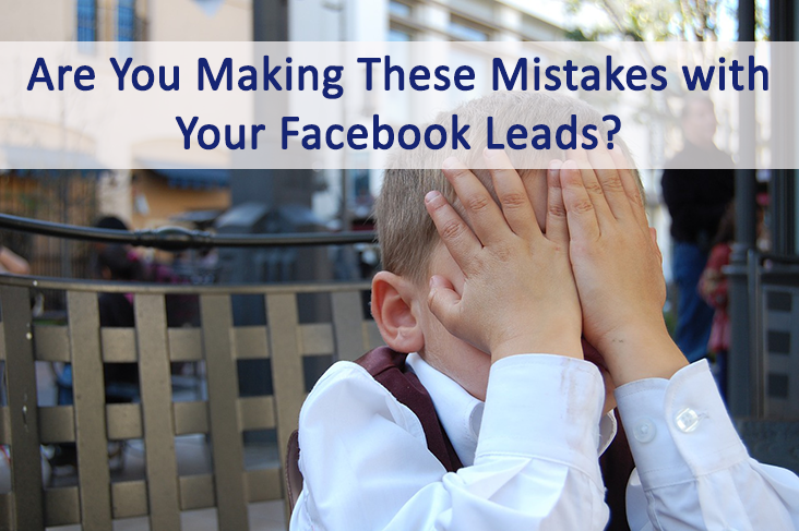 Facebook real estate lead mistakes