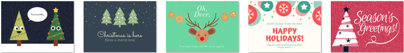 2019 holiday ecards 2